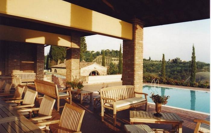 Villa Stefania - 14 Guests, Montaione