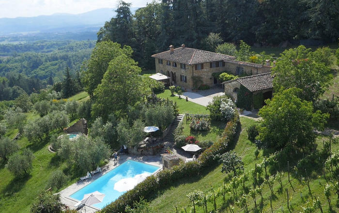 Villa San Lorenzo, Borgo San Lorenzo