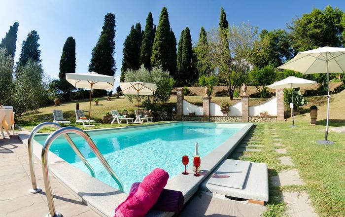 Villa Massimiliano - 8 Guests, Pistoia