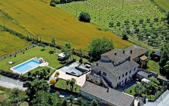 Villa Amelia - 23 Guests, Cortona Area, Tuscany