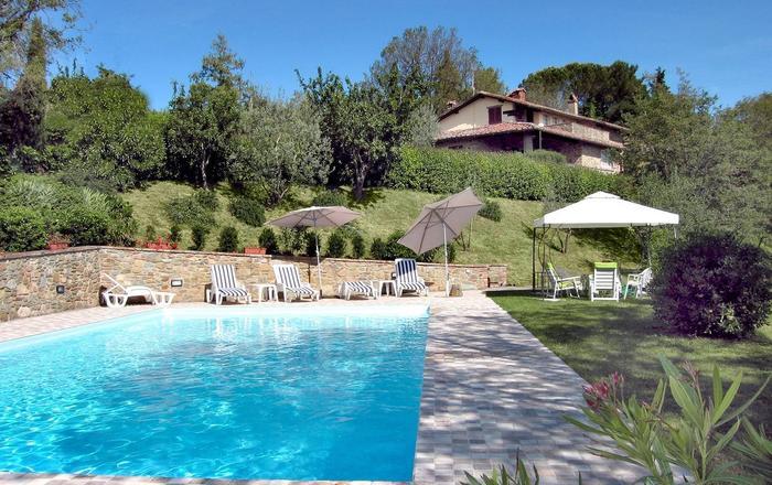 Villa Savino, Arezzo Area, Tuscany