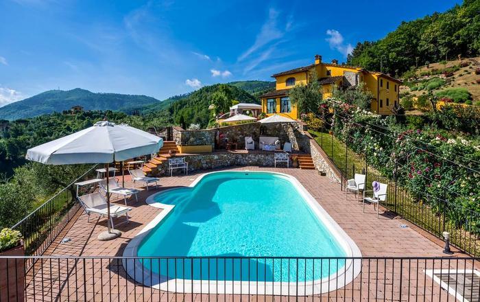 Villa San Biagio, Florence Area, Tuscany