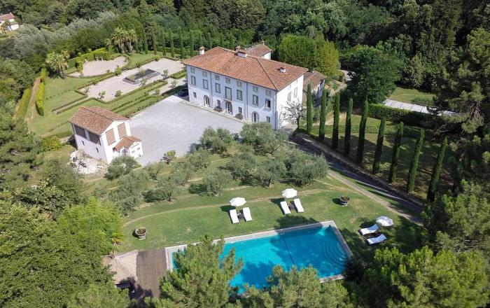 Villa Musa 16 Guests, Pisa Area, Tuscany