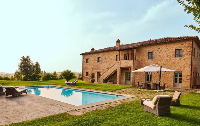 Villa Lanza, Pisa Area, Tuscany