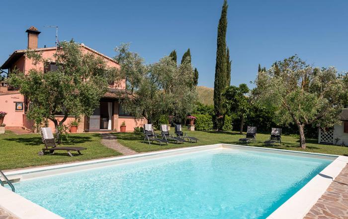 Villa Terza, Pisa Area, Tuscany