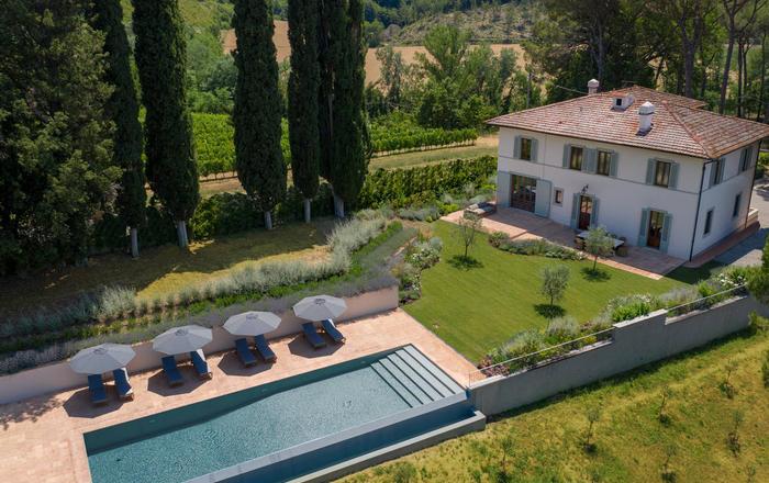 Villa Graziana, Florence Area, Tuscany