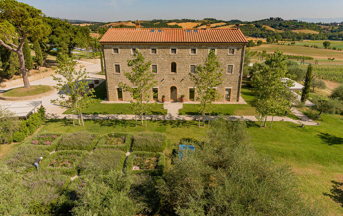 Villa Giustina - 16 Guests, Sarteano Area, Tuscany