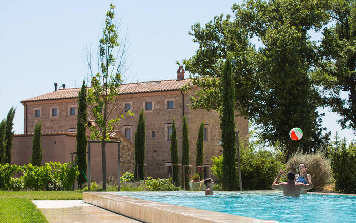 Villa Giustina - 18 Guests, Sarteano Area, Tuscany