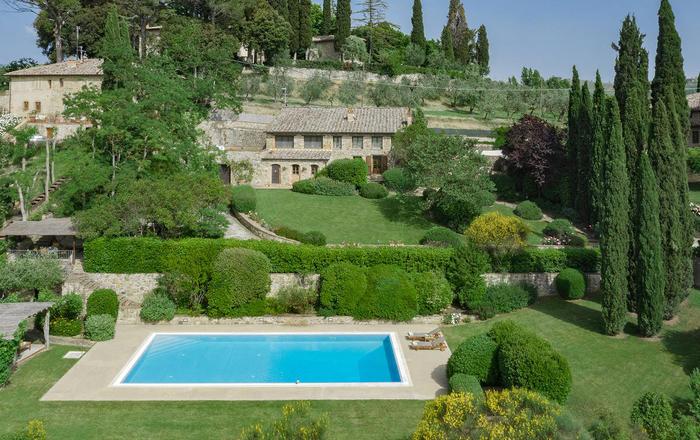 Villa Azalea, Siena Area, Tuscany