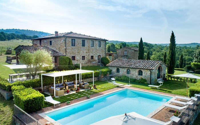 Villa Beatrice, Arezzo Area, Tuscany