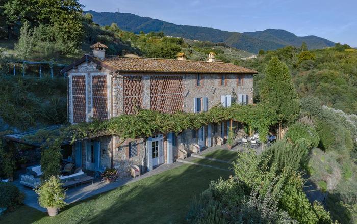 Villa Erba, Lucca Area, Tuscany