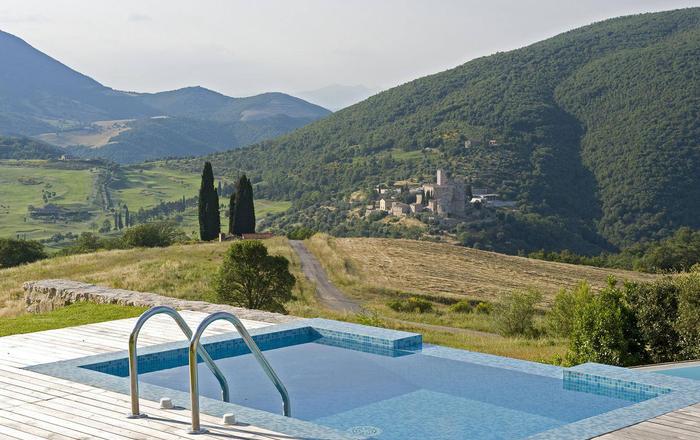 Villa Porpora - 14 Guests, Perugia Area, Umbria