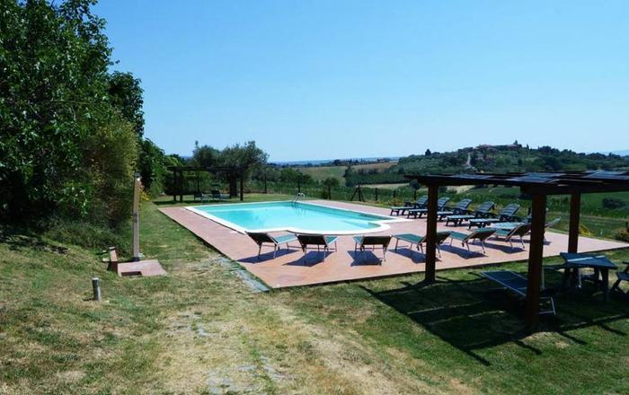 Villa Padrino, Lake Trasimeno Area, Umbria