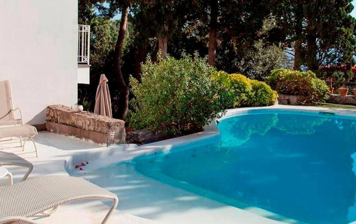 Villa Caramella, Capri