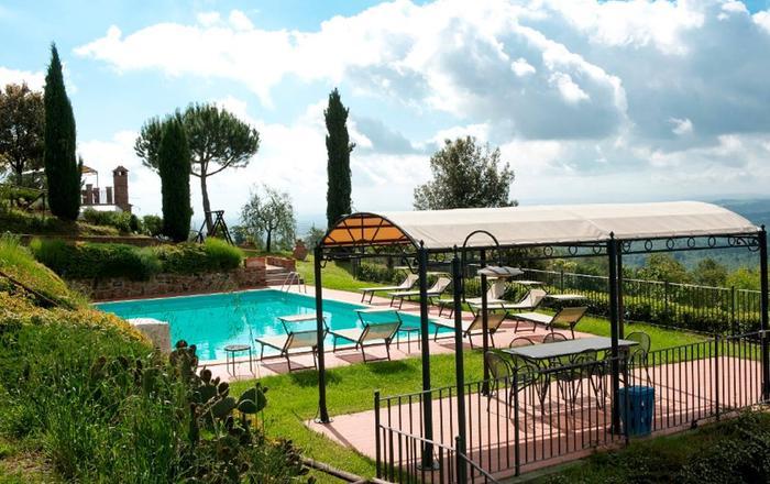 Villa Montaperti, Siena Area, Tuscany