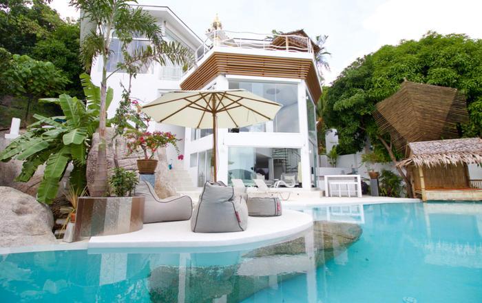 Dasiri Sunshine Ocean View Villa with a WOW! Offer, Ko Samui