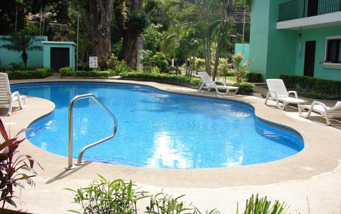 GF12 - Pool View-end of Terrace, El Coco