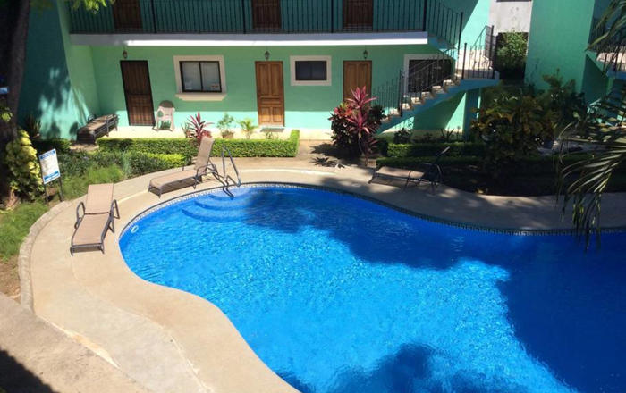GF24-Upper Floor-Pool View!, El Coco