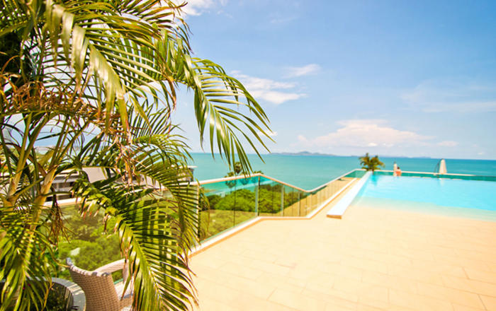 Laguna Heights 6 Dream Apartment at Beachfront, Muang Pattaya
