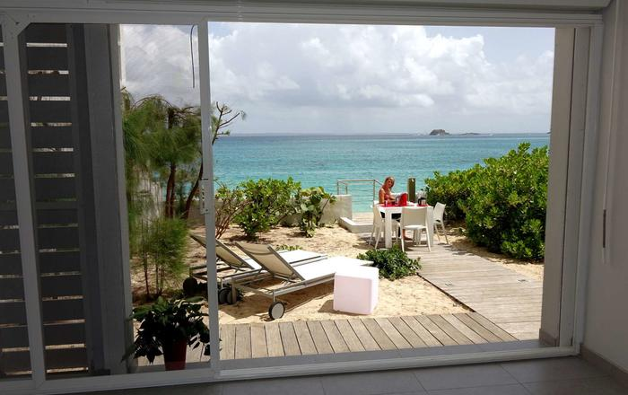 1 Bedroom apartment for rent located in the heart of Grand Case -St Martin, Grand Case