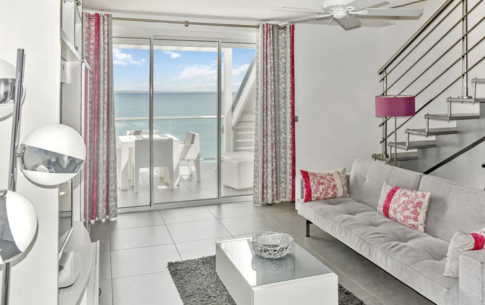 2 Bedroom appartment for rent located in the heart of Grand Case -St Martin, Grand Case