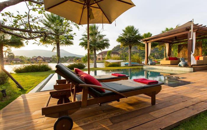 Dasiri Lakefront Villa PREMIUM, Nong Kae
