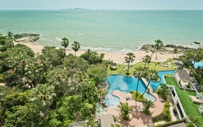 The Palm Dream luxury Apartment at Beachfront with Sea View, Muang Pattaya
