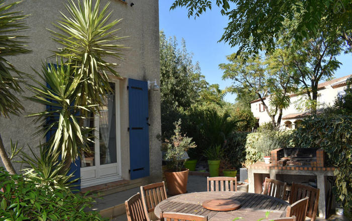 Charmante maison et terrasse - 10 mn centre ville, Montpellier