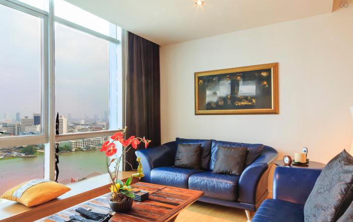 Dasiri Stunning Riverview Apartment, Bangkok