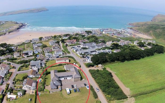 Polzeath Court 1, New Polzeath