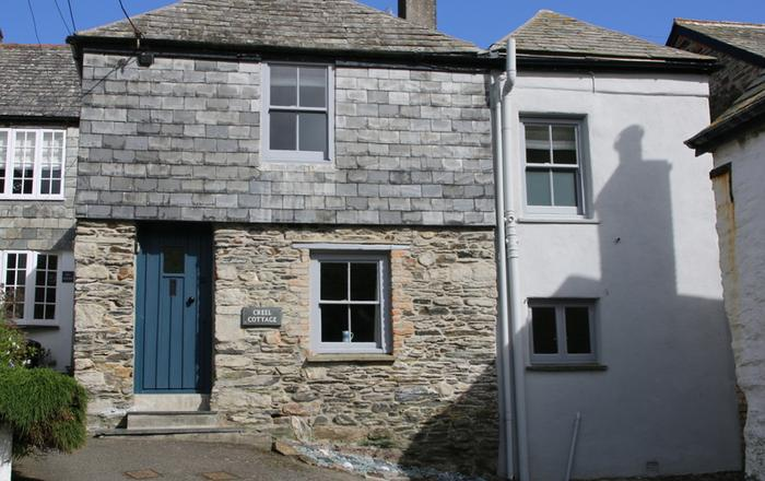 Creel Cottage, Port Isaac