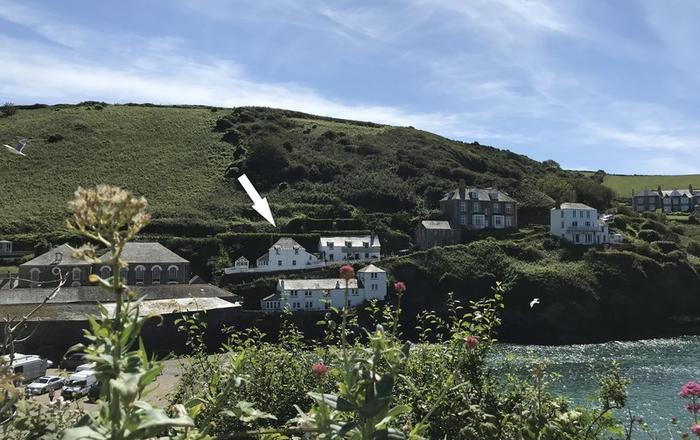 White House Cottage, Port Isaac