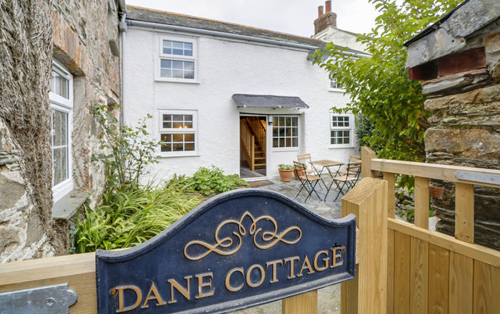 Dane Cottage, Port Isaac