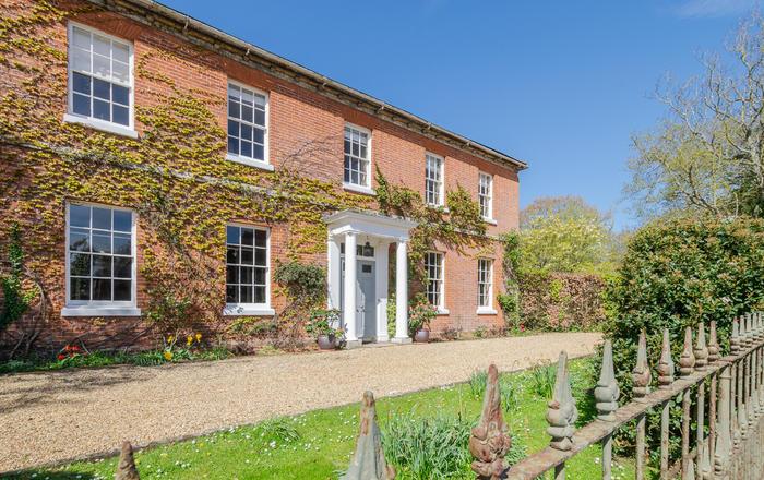 Suffolk Manor House, Woodbridge