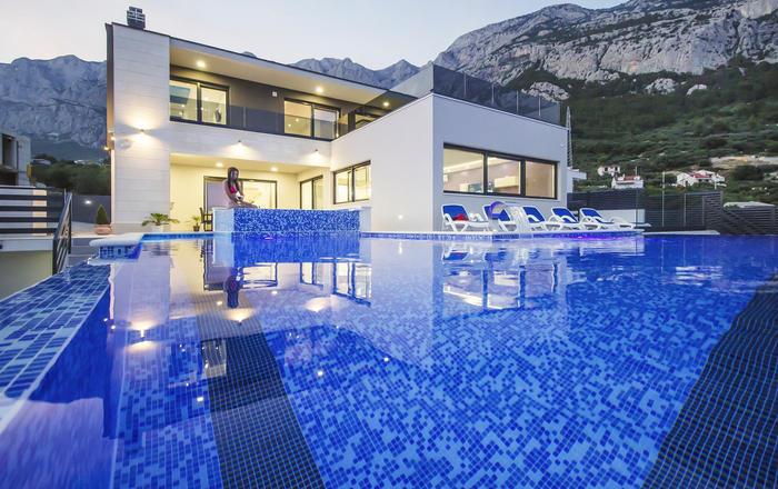 Villa Ares, Makarska