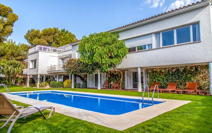 Villa Armengol, Sitges