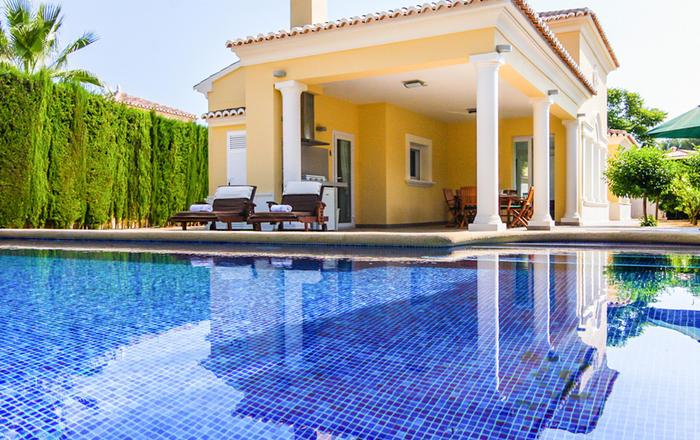 Villa Emma, Calpe