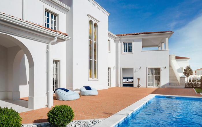 Villa Tihomira, Vabriga