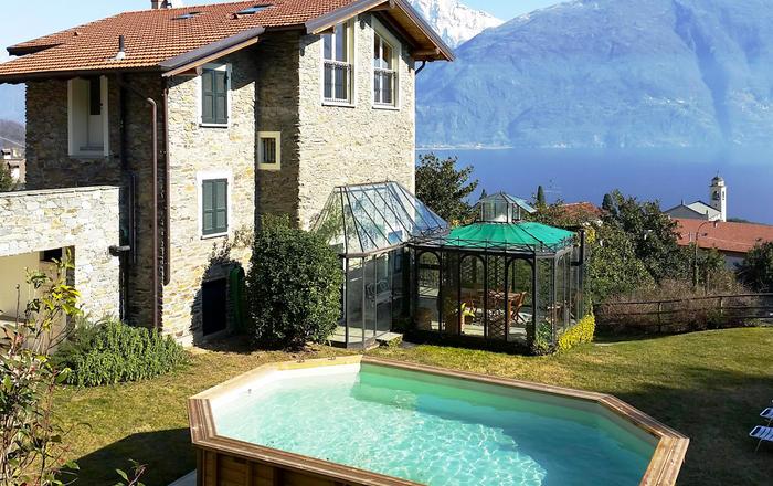 Villa Zucchero, Como