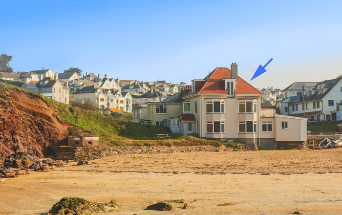 Shippen House (That House On The Beach), Hope Cove