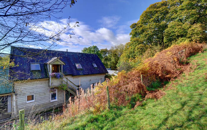 The Loft, Llugwy Farm, Llandrindod Wells