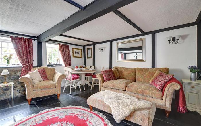 Rose Cottage, Borth