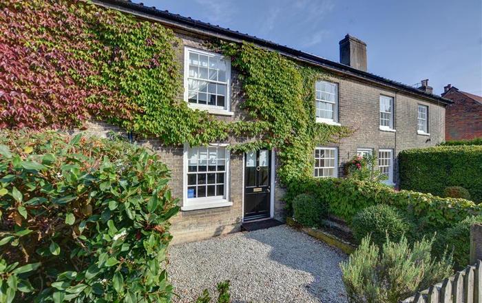 Angel Cottage, Saxmundham