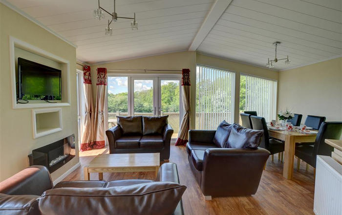 Cackle Hill Lodge 2, Biddenden
