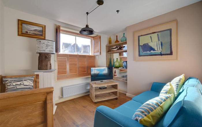Dolphin Cottage, Hastings