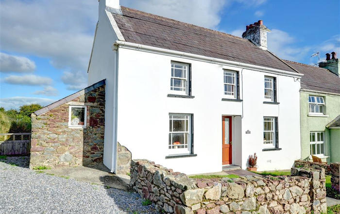 Stephens Cottage, Llangwm