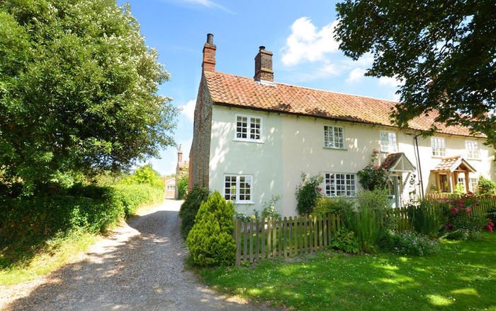Sunshine Cottage, Great Walsingham