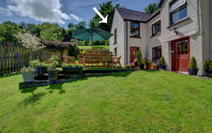 Rose Cottage, Nr Lynmouth