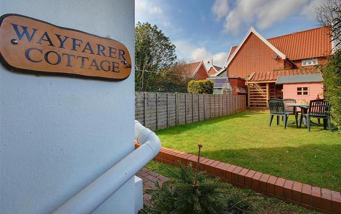 Wayfarer Cottage, Woodbridge