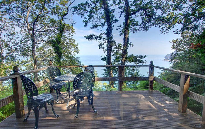 The Lodge, Woody Bay, Parracombe